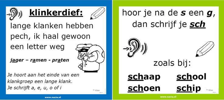 Spellingregels | www.nazia.nl – De klas enzo…