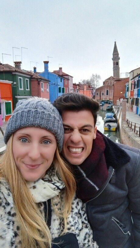 Amor en Italia #burano #italia #italy