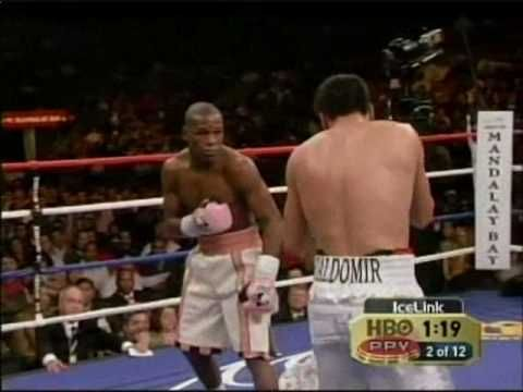 xx-Floyd Mayweather Jr Master of Defense