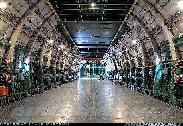 Private Jets For Rent >> Antonov An-225 Mriya   Aircraft Interiors,, Cabin N Flight ...
