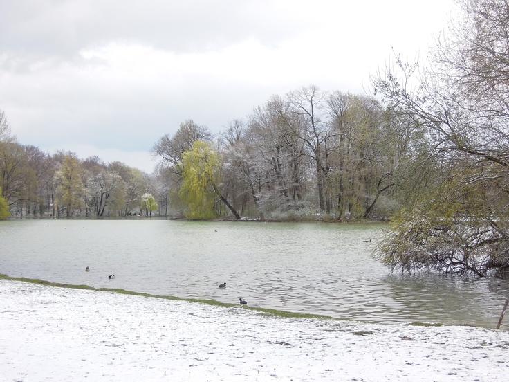 Epic Englischer Garten M nchen im Winter