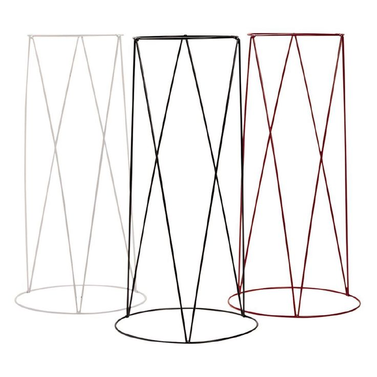 Available in various colours. Each sold separately. Please see the range in store.• This Metal Plant Stand is approximately 60cm (h)