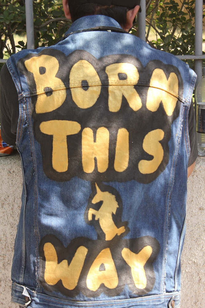 Born This Way!