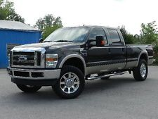 Ford : F-350 4X4 Diesel 1Ton Good Tires 2008 ford f 350 lariat 4 x 4 off road 6.4 l v 8 power stroke diesel crew cab long bed