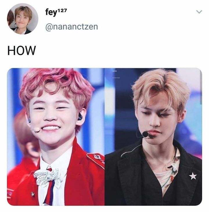 Im scared marty #NCT #MEMES #KPOP #CHENLE