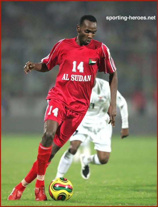 Mugahid Mohamed - Sudan - African Cup of Nations 2008