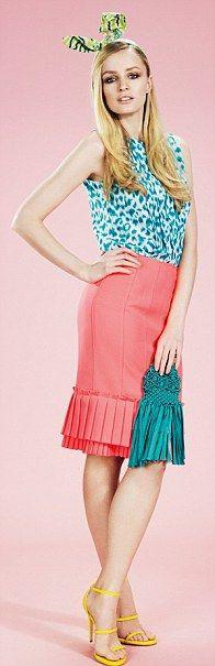 Royal Ascot dress code, <3 the skirt