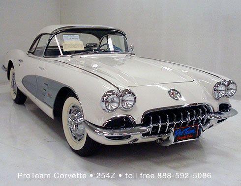 1960 classic corvette pictures - Google Search