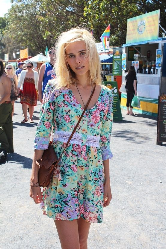 Isabel lucas boho style dresses