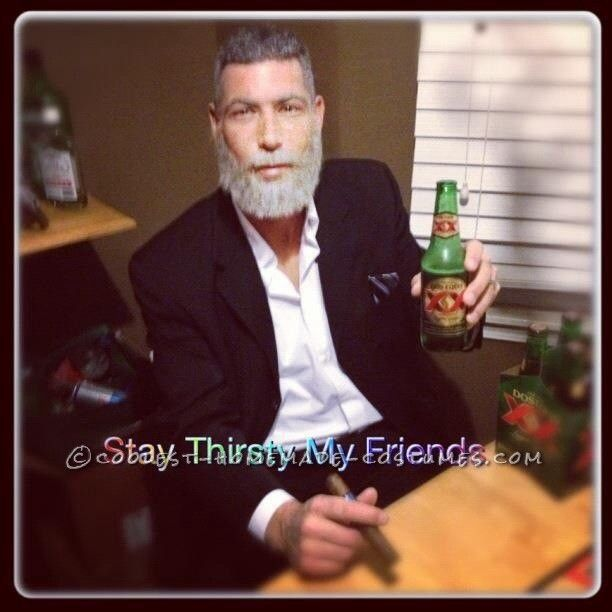 The Interesting Man In The World Quotes: Coolest Dos Equis Beer Commercial Costume: The Most