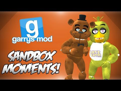 GMod Sandbox! - FIVE NIGHTS AT FREDDYS SPECIAL! (Funny Moments) - http://positivelifemagazine.com/gmod-sandbox-five-nights-at-freddys-special-funny-moments/