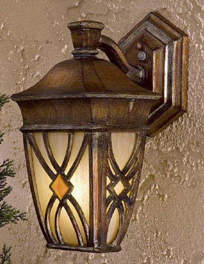 Aston Court Energy Star Sm. Ext. Wall Light