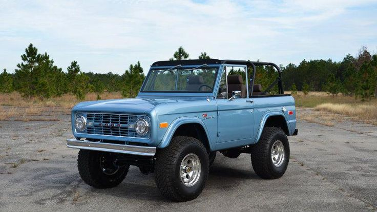 This is a fantastic edition of a newfordbronco in 2020