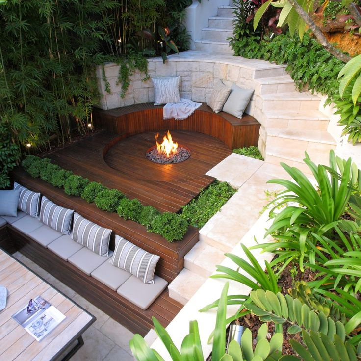 Bellevue Hill - Hilltop Retreat - Growing Rooms - Landscapes For Outdoor Living