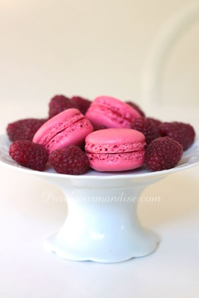 Pure Gourmandise > Astuces : réussir ses macarons