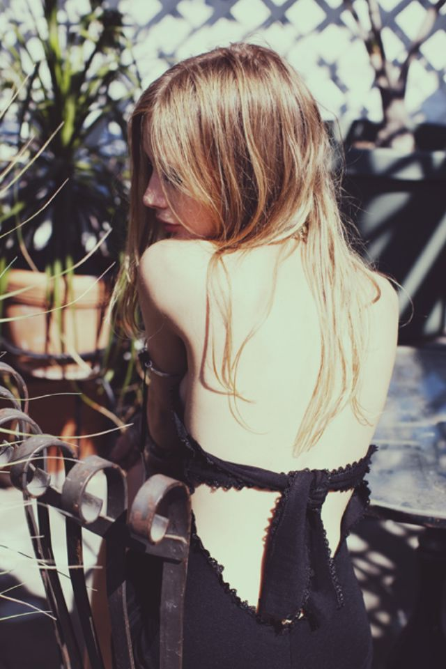 Anna Iaryn by Zoey Grossman for Love and Lemons Lookbook Summer 2012