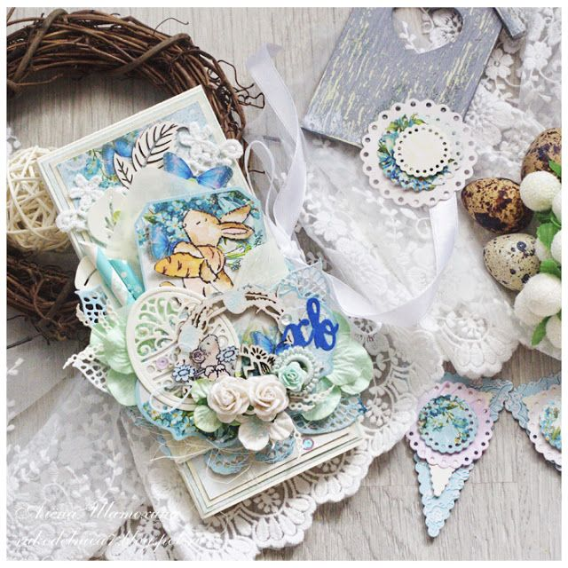 Inspiruje Alena: o Wielkanocy - Inspirations from Alena: about Easter | Lemoncraft