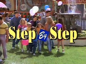 Step By Step. An ABC sitcom that ran from September 20, 1991 to August 15, 1997. It was canceled by the network after six season due to low ratings. The series was picked up by CBS and aired on that network from September 19, 1997 to June 26, 1998