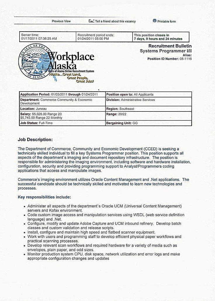Sample Receptionist Resume Job Descriptions Inquire before your hire