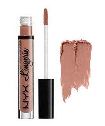 Nyx Cosmetics Lingerie Liquid Lipstick ~ LACE DETAIL (NUD... http://www.amazon.com/dp/B01BKDHI9G/ref=cm_sw_r_pi_dp_TUdlxb0JMK0RN
