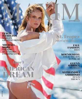 Get your digital copy of Maxim Magazine - September 2016 issue on Magzter and…