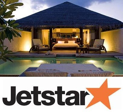 "Jetstar Scam: ""Giving Away 5 Tickets Each to 40 People for a 2 Week Trip to Fiji"": The Facebook post and page below which claim that Australian airline Jetstar is giving away 5 tickets each to 40 people for a 2 week trip to Fiji in a 5 star hotel with $4,500 spending money, is a Facebook like-farming scam. The scam will attempt to trick you into commenting on it,liking it, sharing it and completing surveys, by claiming that you have to do so in order for a chance to win...."