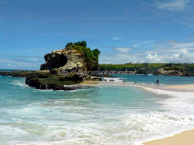 Pantai Klayar Pacitan - Jawa Timur