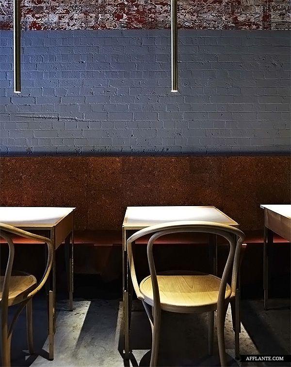 The Survey Co Restaurant in Brisbane // Richards & Spence | Afflante.com
