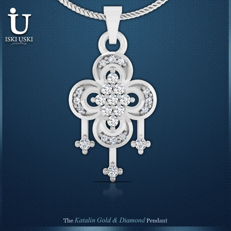 Buy pendant offering a large collection of designer ‪#‎gold‬ and ‪#‎diamond‬ ‪#‎pendants‬, here can can also get ‪#‎attractive‬ discount on all ‪#‎jewellery‬ items.!! Shop Now: www.iskiuski.com