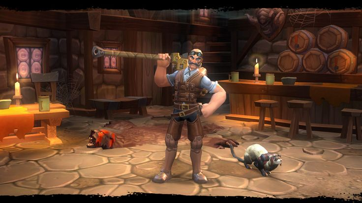 The Ferret in Torchlight II (video game)