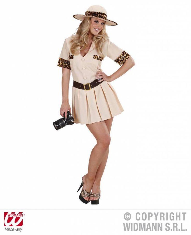 Feestwinkel: Safari jurk meisje Eline