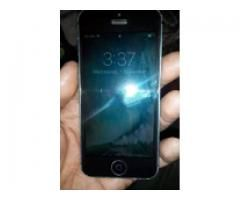 Iphone 5 16gb with box for sale