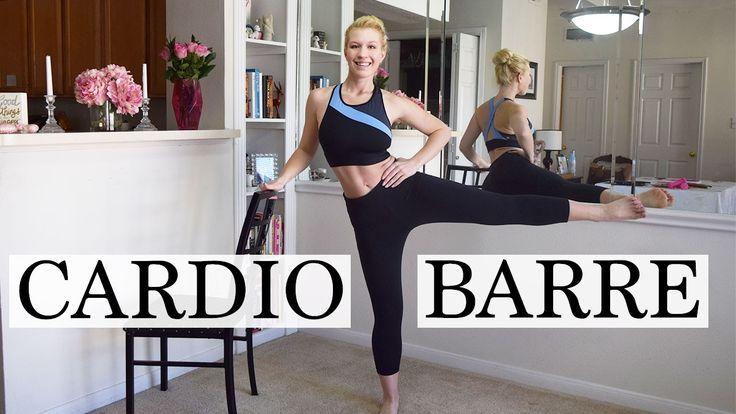 45min Full Length: Cardio BARRE Class