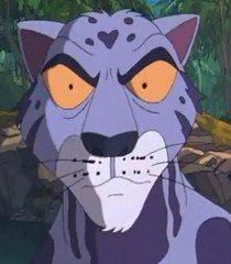 Rugrats Go Wild Big Bad Cat Lyrics