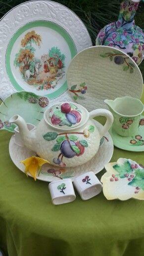101 best vajilla inglesa images on pinterest tea time tea cup and mug - Vajilla inglesa ...