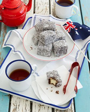 Celebrate Australia Day With Our Low-Calorie Lamingtons! - 12WBT