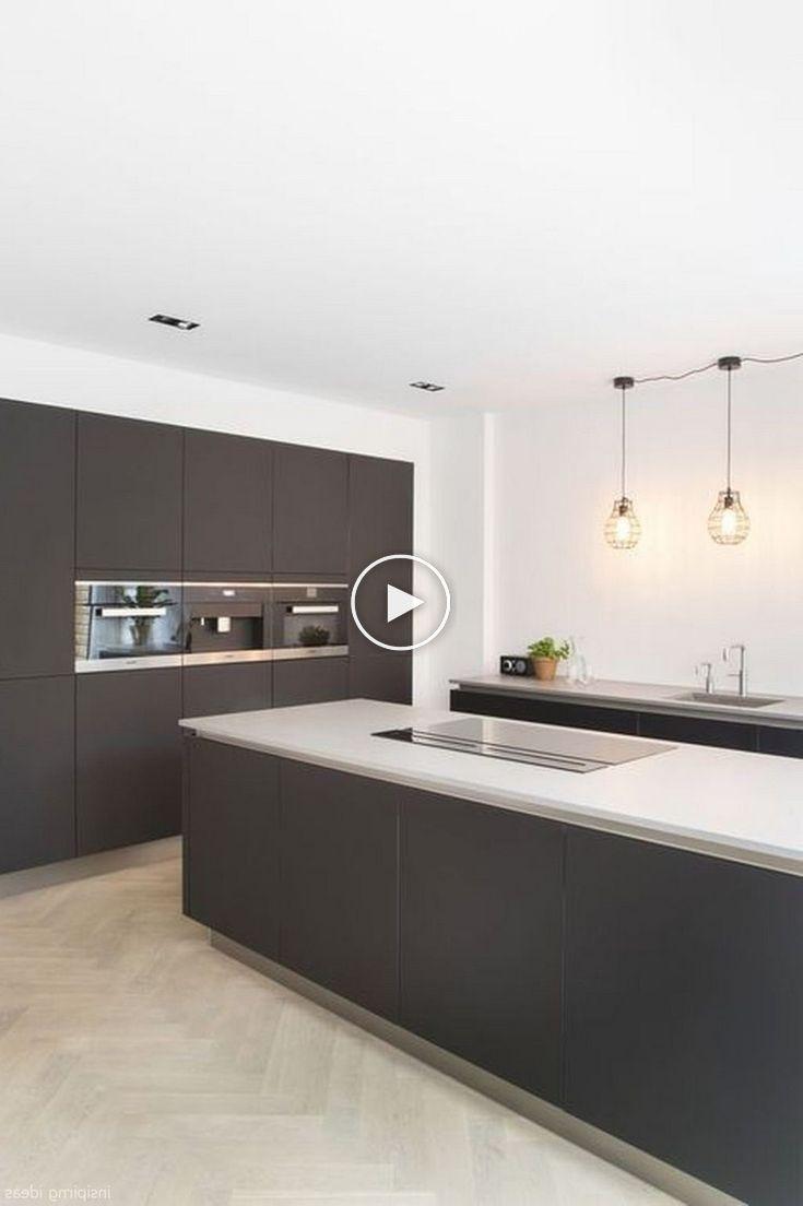 40 schöne moderne küche design-ideen | kitchen design trends