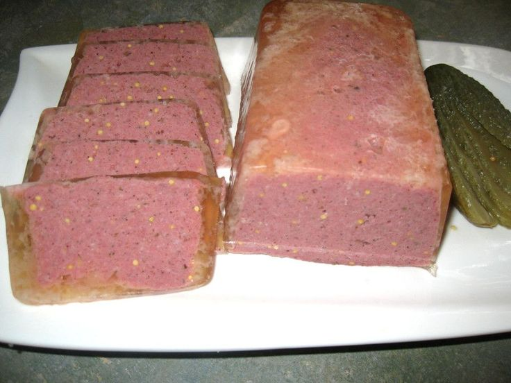 Frühstücksfleisch, ein raffiniertes Rezept aus der Kategorie Wursten. Bewertungen: 47. Durchschnitt: Ø 4,2.