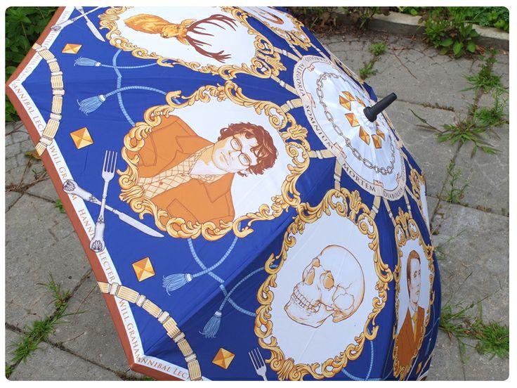 Entre toi et Moi | Anthrōpophagos Umbrella Pre-Order | Online Store Powered by Storenvy