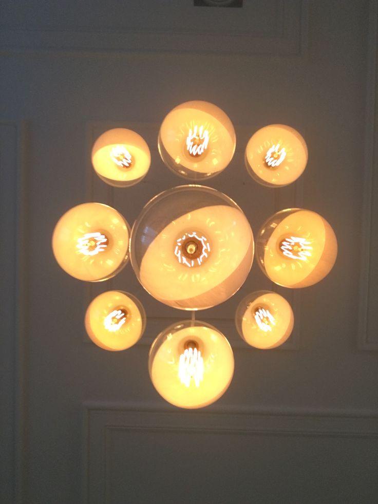 TULI new pendant special design custom made retro bulbs