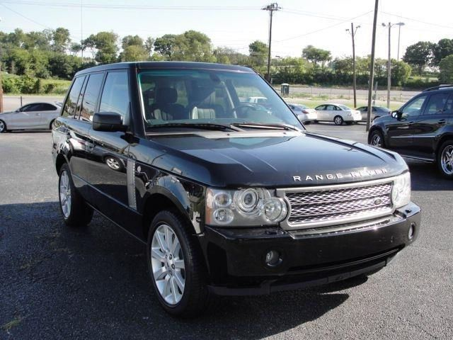 2007 Land Rover Range Rover, 97,964 miles, $24,989.