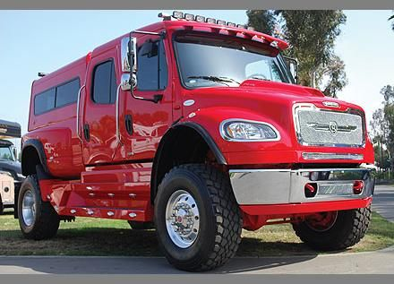 P4xl Sport Chassis 2010 Sportchassis Freightliner P4xl