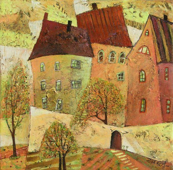 El Hurgador [Arte en la Red]: Olga Kost [