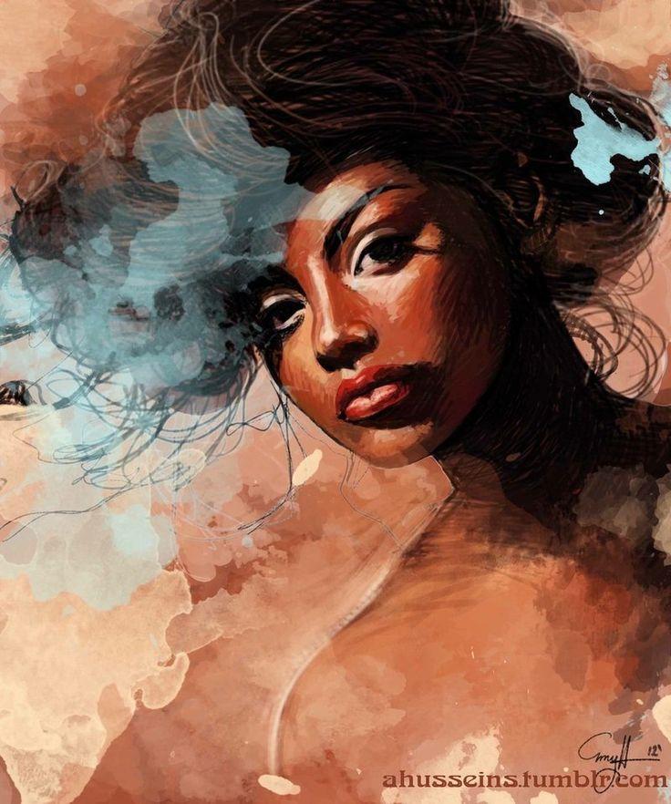 157 Best Female Art Images On Pinterest  Tim Okamura -6683