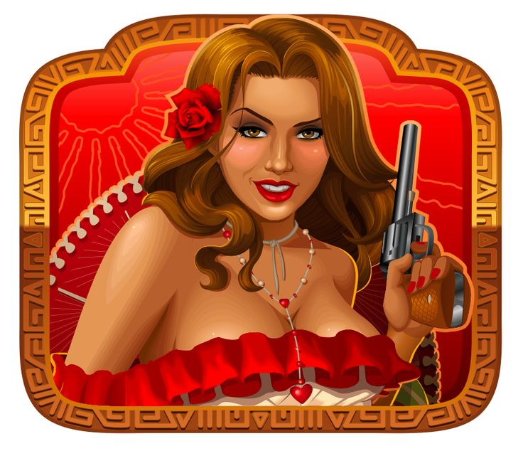 Pistoleras video slot is available for #play at the casino. Log in today