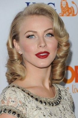 Star Hairstyles 2012 in the look of old Hollywood | Facial Hair
