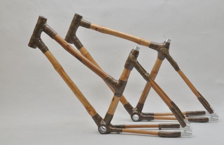 Craft Bicycle - Bamboo frames