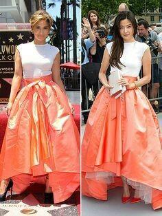 Jennifer Lopez X Jun Jihyun 👉 J.Lo knows her body too well 💕