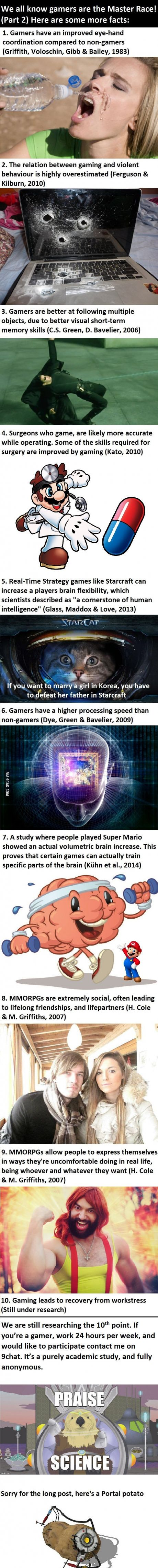 Power of Gaming (Part 2)