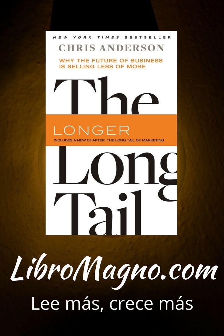 """#Recomiendoleer """"The Long Tail: Por qué el futuro es vender más de menos"""" de Chris Anderson http://www.libromagno.com/2013/04/the-long-tail-why-future-is-selling.html"""